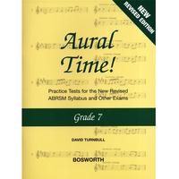 Aural Time Grade 7 (Turnbull)