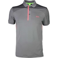 Hugo Boss Golf Shirt - Pavotech Dark Phantom SP16