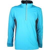 Galvin Green Windstopper Golf Jacket - BRAD Lagoon Blue