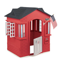 Little Tikes Cape Cottage (red) - UK Mainland Delivery Only