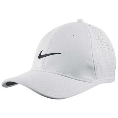 Nike Golf Cap - Ultra Light Tour Cap White SS16