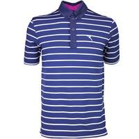 Chervò Golf Shirt - ASANA Navy SS16