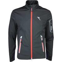 Chervò Wind Golf Jacket - MISSIAR Black SS16
