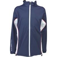 Galvin Green Junior Windstopper Golf Jacket - Robin Indigo