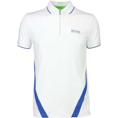 Hugo Boss Golf Shirt – Perret Pro Training White PF16