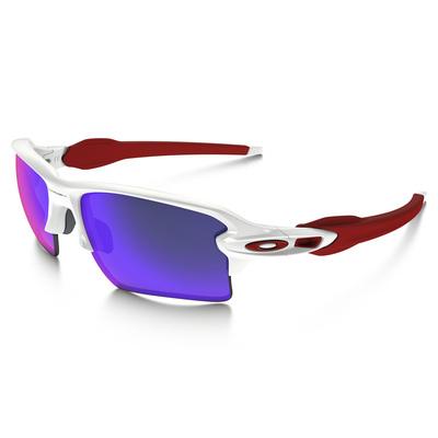 Oakley Golf Sunglasses Flak 20 XL White Red 2017