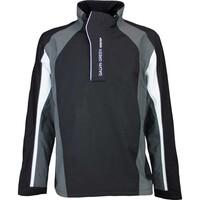 Galvin Green Waterproof Golf Jacket - ADDISON - Black AW17