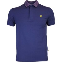 Lyle & Scott Golf Shirt - Heriot - Navy AW16