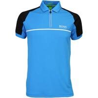 Hugo Boss Golf Shirt - Prek Pro - Blue Aster FA16
