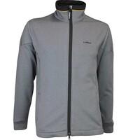 Chervò Golf Jacket - PETER Fleece - Dark Grey AW16