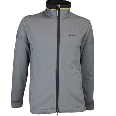 Chervò Golf Jacket - PETER Fleece - Dark Grey AW16