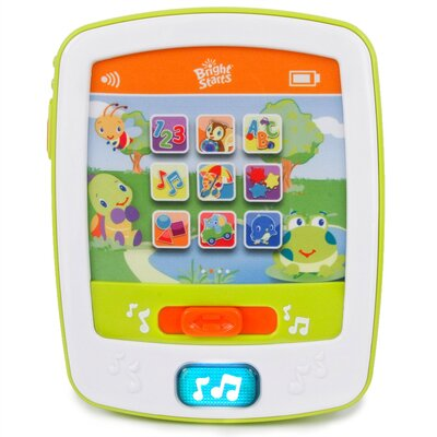 Bright Starts Lights And Sounds Fun Pad (blue, 3 Months And Above)
