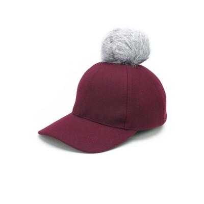 Baseball Cap - Maroon