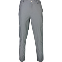 Puma Golf Trousers - Tailored Tech Pant - Quiet Shade AW18
