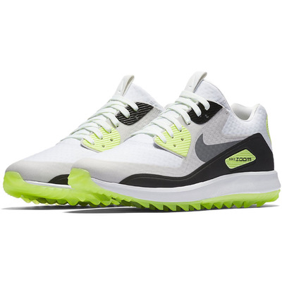 Nike Golf Shoes - Air Zoom 90 IT - White - Cool Grey 2017