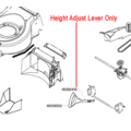 Click to view product details and reviews for Al Ko Control Lever Height Adjust 46392430.
