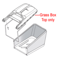 Click to view product details and reviews for Mountfield Grass Box Top C W Full Indicator 381486013 0.
