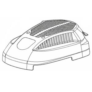 Al Ko Lawnmower Engine Cover 41189102