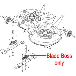 Al Ko Blade Boss Lawn Tractor 473337