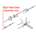 Click to view product details and reviews for Al Ko Right Hand Gear Assembly Lawnmower 544459.