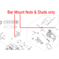 Click to view product details and reviews for Mitox Bar Mount Nuts Studs Migb T61771 Miyd360300 13.