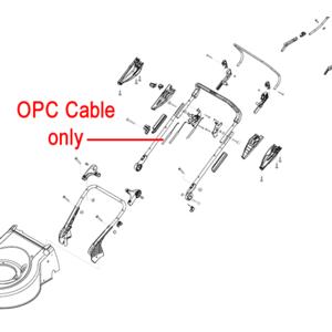 Al Ko Lawnmower Opc Cable 453753
