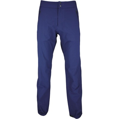 KJUS Waterproof Golf Trousers PRO 3L Atlanta Blue SS17