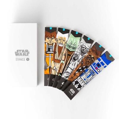 Stance Star Wars Socks Light Side Six Pack 2017