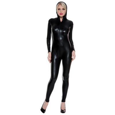 Wet Look Body Suit