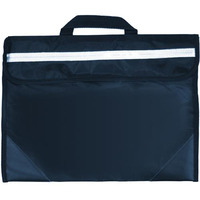 Tiger Sheet Music Carry Bag Case Colour-Blue