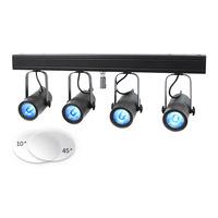 Event Spot Pinspot Lighting Bar RGBW
