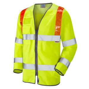 Barbrook Traffic Management High Vis Vest