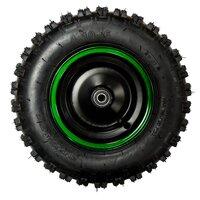 funbikes-96-big-wheel-petrol-mini-quad-green-front-wheel