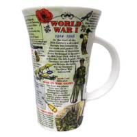 Dunoon Glencoe Mug - WW1