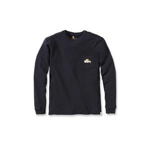 Carhartt Woodsman Graphic Long Sleeve T Shirt