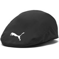 Puma Golf Flat Cap - Tour Driver - Black AW18