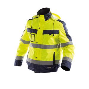 Dassy Lima High Vis Winter Jacket