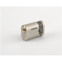 Mul T Lock Garrison Half Oval Cylinders - Genuine extra keys