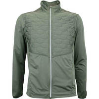 Galvin Green Golf Jacket - Luke Interface-1 - Beluga AW18