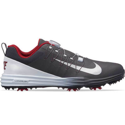 Nike Golf Shoes - Lunar Command 2 BOA - Thunder Grey 2018