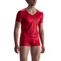 Olaf Benz RED 1804 V-Neck Low T-Shirt