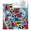 Thomas and Friends Toddler Bedding Bundle - Team