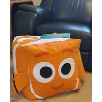 Finding Nemo, Kids Bean Cube - 3D Fins