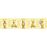 Teddy Bears Wallpaper Border