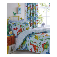 Dinosaur World, Toddler Bedding