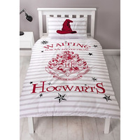Harry Potter Single Bedding - Letters