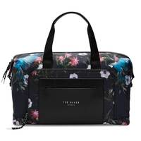 Ted Baker Holdall - Hack Parrot Print - Navy SS19