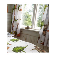 Roaring Dinosaur Curtains 72s