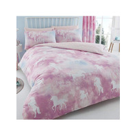 Dream Big, Unicorn Single Bedding
