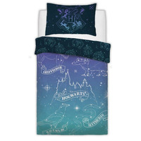 Harry Potter Single Bedding - Celestial Magic